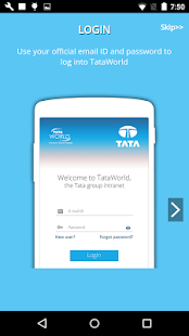 TataWorld- screenshot thumbnail