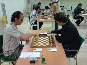 Photo: IV Tancat de Mestres Trofeu Illes Balears. En juego la parida Planells Serrano