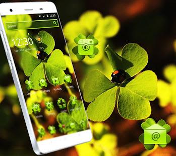 Lucky Clover Theme For St Patrick 2018 Aplicacions En Google Play