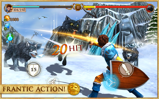 Beast Quest 1.0.4 screenshots 16