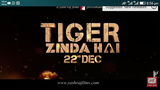 Full movie TIGER ZINDA HAI - náhled