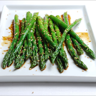 Asparagus Sesame Seed Salad Recipes