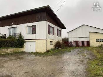 Maison 6 pièces 85,8 m2