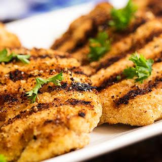 Breaded Chicken Breasts Salad Recipes