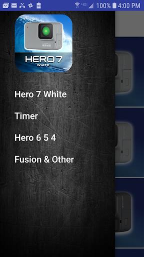 Hero 7 White from Procam screenshot 1