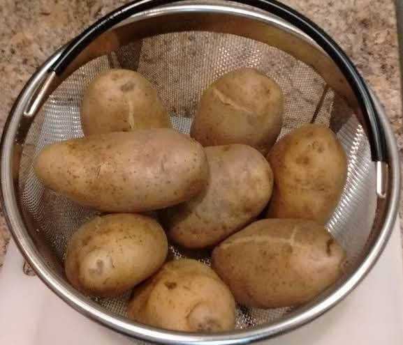 Cool Kitchen Steamed Potatoes - Instant Pot