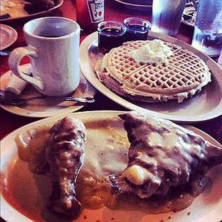 Roscoe's House of Chicken and Waffles Fried Chicken.
