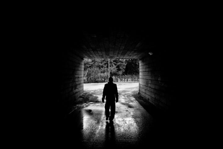 In the tunnel di paoloricciuti