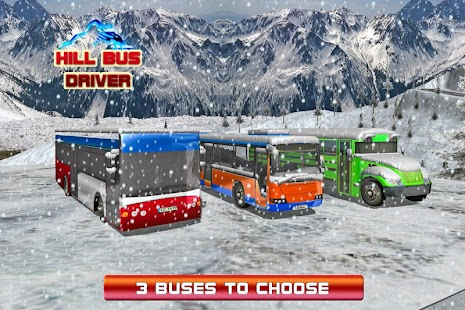 Hill Bus Coach Driver screenshot