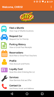 Jiffy Parking- screenshot thumbnail