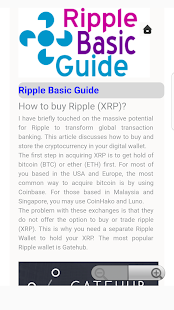 Ripple Basic Guide - náhled