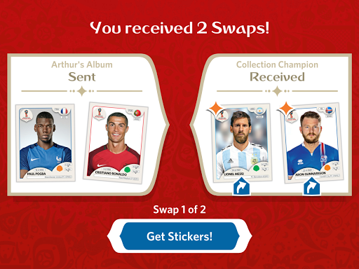 Panini Sticker Album 2.3.0 screenshots 12