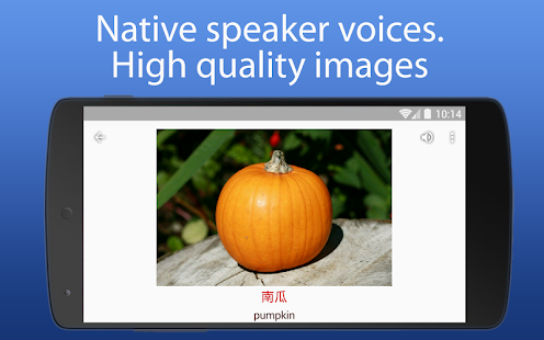 iSpeak: learn languages words- screenshot thumbnail
