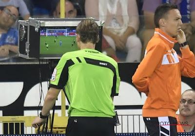 Les clubs de Pro League veulent modifier le fonctionnement de l'assistance vidéo