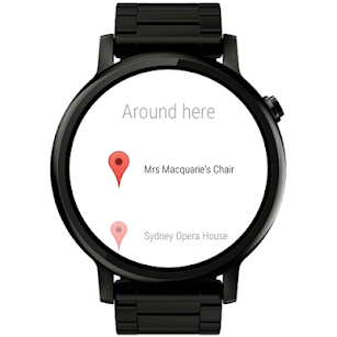 Maps - Navigate & Explore screenshot for Android