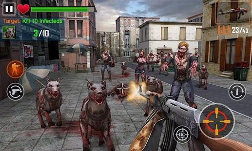 Zombie Shooter 3D- screenshot thumbnail
