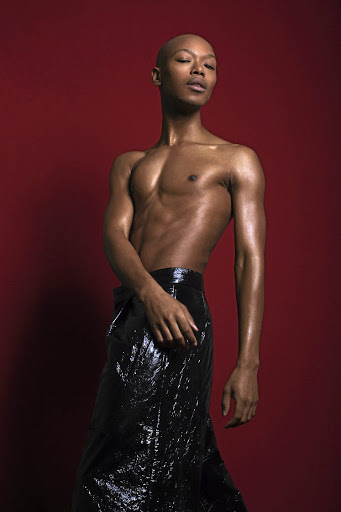 Nakhane's persona is as complex as the experiences in his life. /Supplied