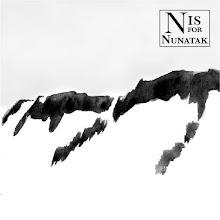 Photo: Maggie Ruddy - Alphabet of Physical Geography - N is for Nunatak