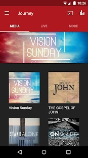 Journey Church Jacksonville- screenshot thumbnail