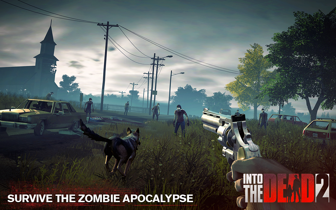 Into the Dead 2: Zombie Survival- screenshot
