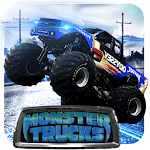Monster Truck Parking 3D: 4X4 Offroad Racing Game Icon