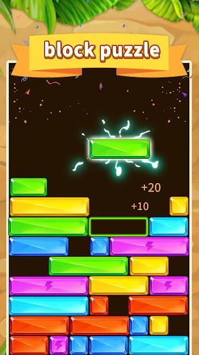 Gem blast - new slidey block puzzle apkpoly screenshots 3