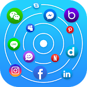 All in one Social Networking Sites Lite App Plus