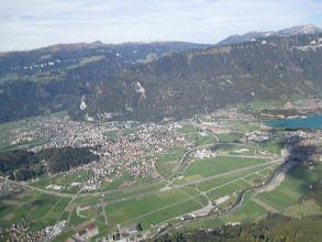 Photo: Interlaken Main LZ is a retired military airstrip
