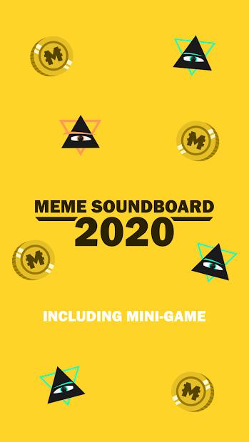 Meme Soundboard 2020 Android App Screenshot