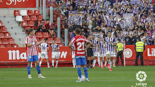 Primera derrota del Sporting en su campo.