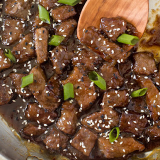 Easy Beef Teriyaki