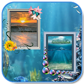 Sea Photo Frames – Dual