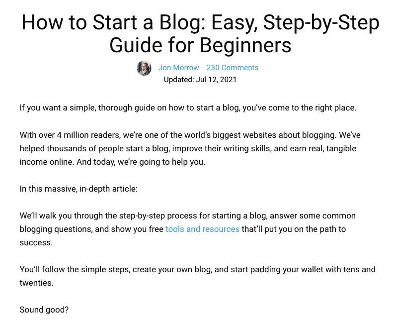 How to Write for Affiliate Marketing