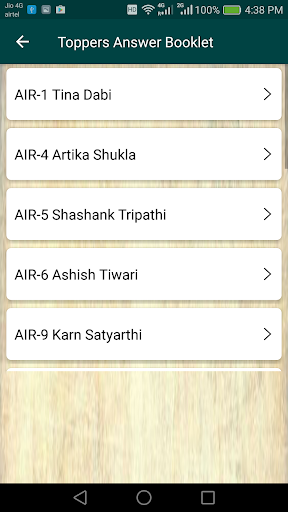 Mission UPSC Apps (apk) free download for Android/PC/Windows screenshot