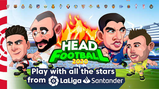 Head Football LaLiga 2020 - Skills Soccer Games screenshot 8