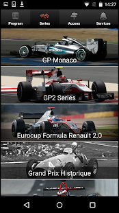 Circuit of Monaco- screenshot thumbnail