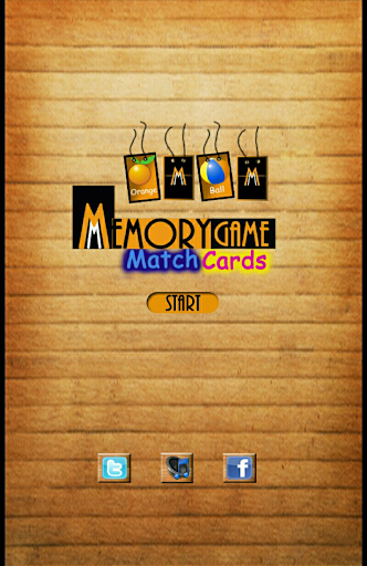 Memory Game:Match Cards