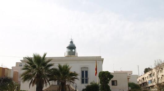 El traslado del faro de Garrucha a Mojácar permitirá hacer un hotel