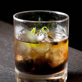 Brave Bull Cocktail.