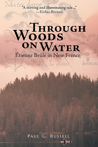 Through Woods on Water cover