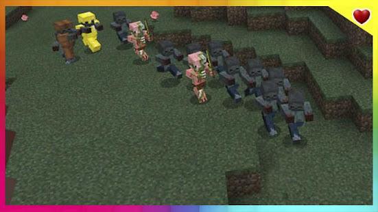Zombie apocalypse maps for minecraft pe - Google Play\'də Tətbiqlər