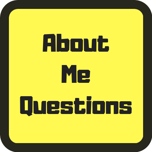 About Me Questions Android APK Download Free By Nicholas Gabriel