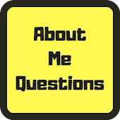 About Me Questions