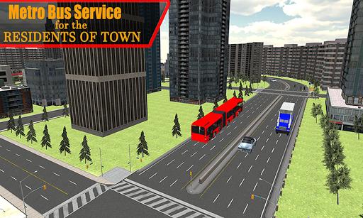 玩免費模擬APP|下載3D地下鉄バスシミュレータゲーム app不用錢|硬是要APP