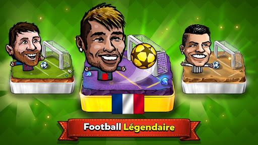 Champions de football de marionnettes: Ligue ❤️🏆 astuce APK MOD capture d'écran 1