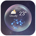 Daily Horoscope &Weather Clock icon