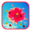 HD Flower Live Wallpaper icon