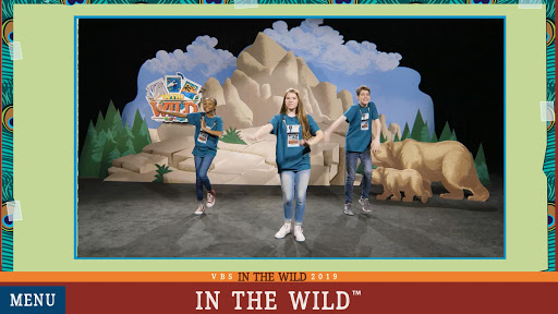 LifeWay VBS In The Wild - screenshot