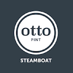 Logo for otto PINT Steamboat