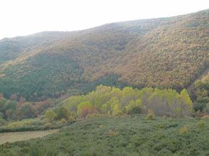 Photo: la sierra de Monteagudo